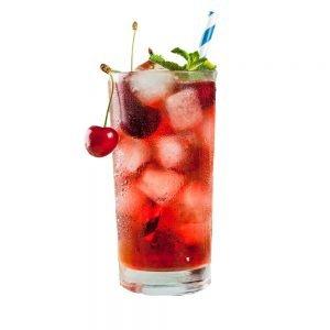 Holla Spirits Recipes- Cherry Tea