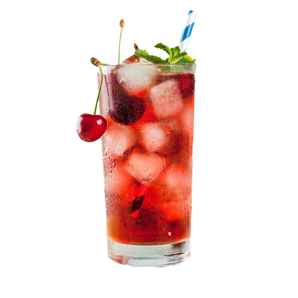 Holla Spirits Recipes- Cherry Tea