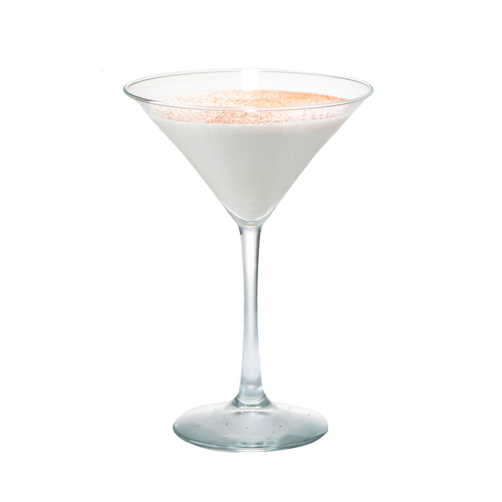 Holla Spirits Recipes- Cinnamon Vanilla Chai-tini
