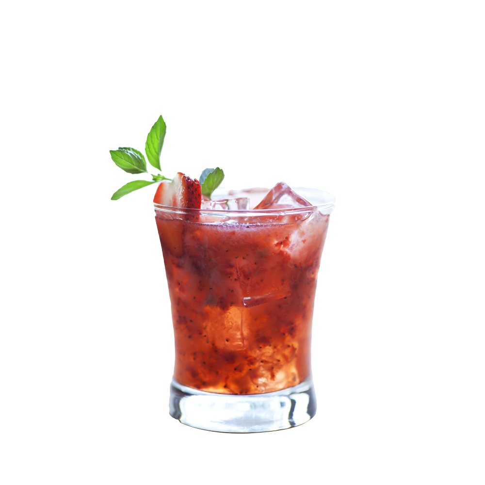 Holla Spirits Recipes- Melon Berry Refresh