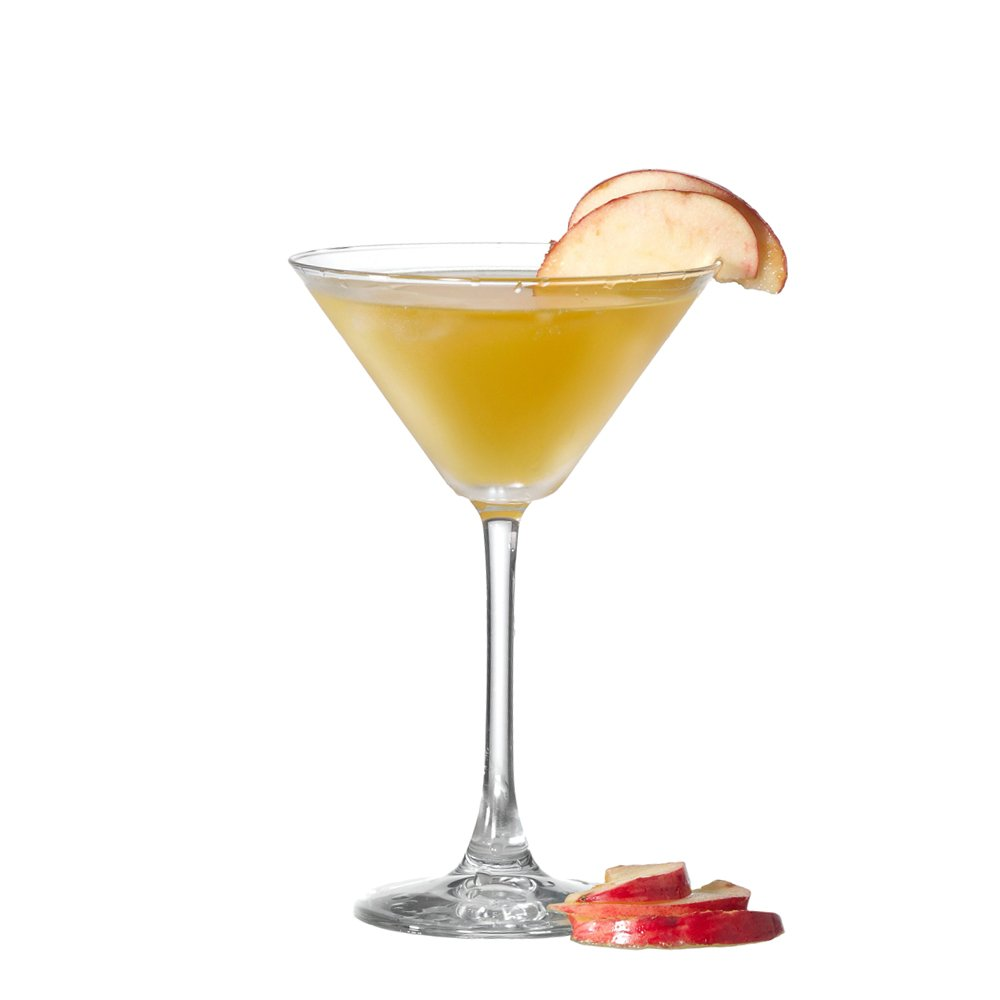 Holla Spirits Recipes- Caramel Apple Tini