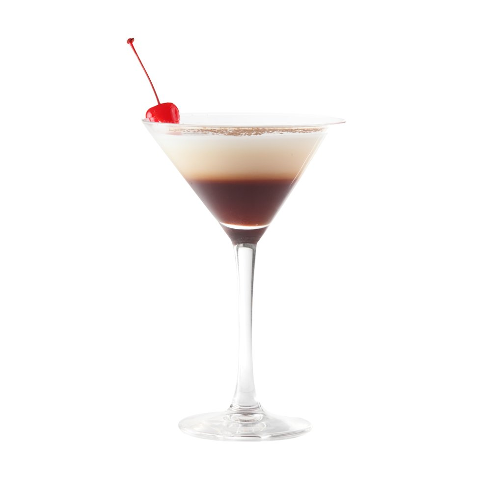 Holla Spirits Recipes- Chocolate Cherry Martini