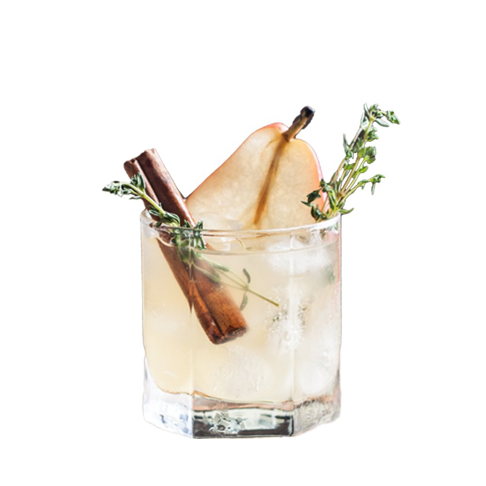 Holla Spirits Recipes- Spiced Pear