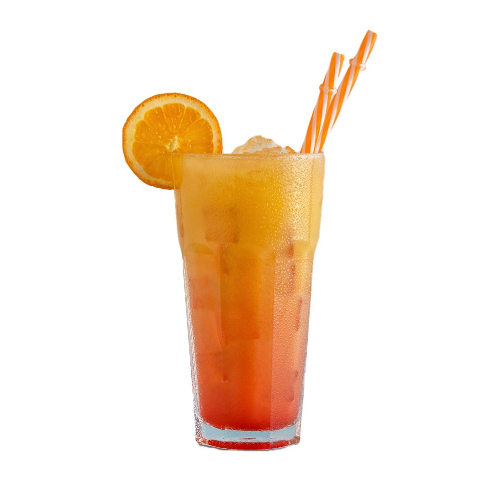 Holla Spirits Recipes- Lemon Berry Sunrise