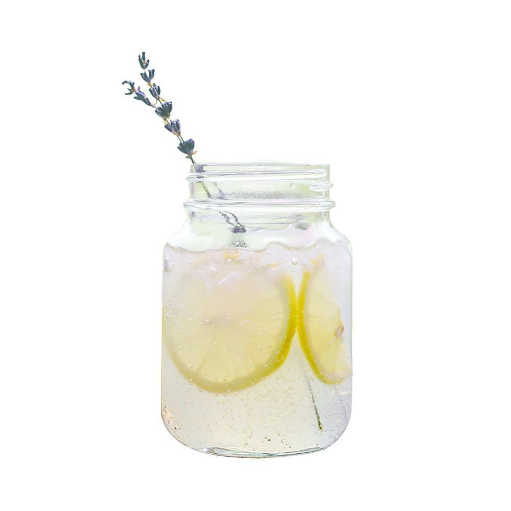 Holla Spirits Recipes- Lavender Lemonade