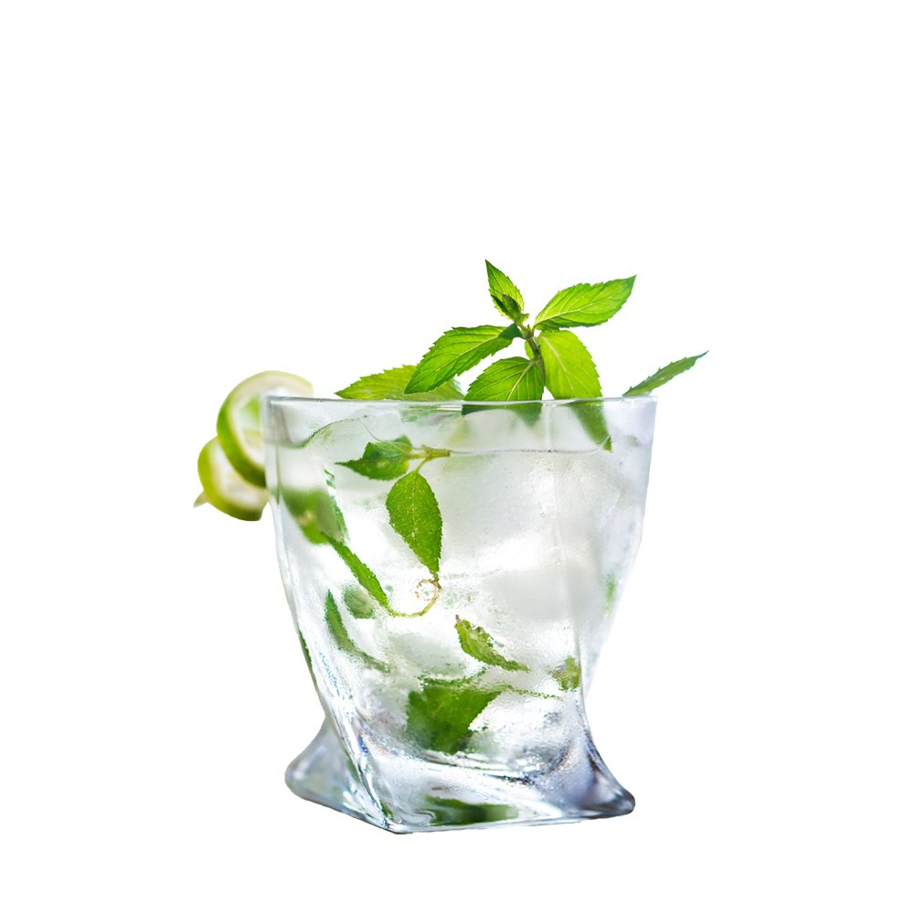 Holla Spirits Recipes- Mint Coconut