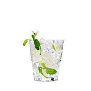 Holla Spirits Recipes- Mint Maple Spritz