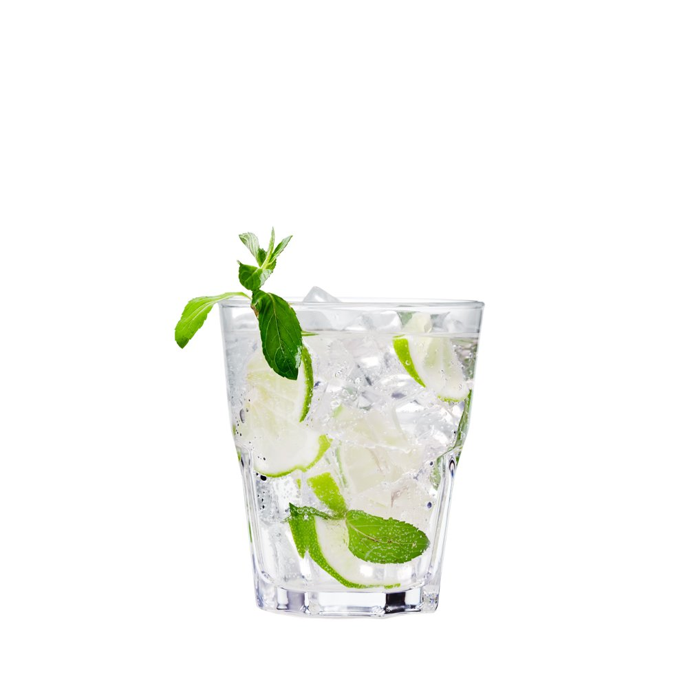 Holla Spirits Recipes- Mint Maple Spritz