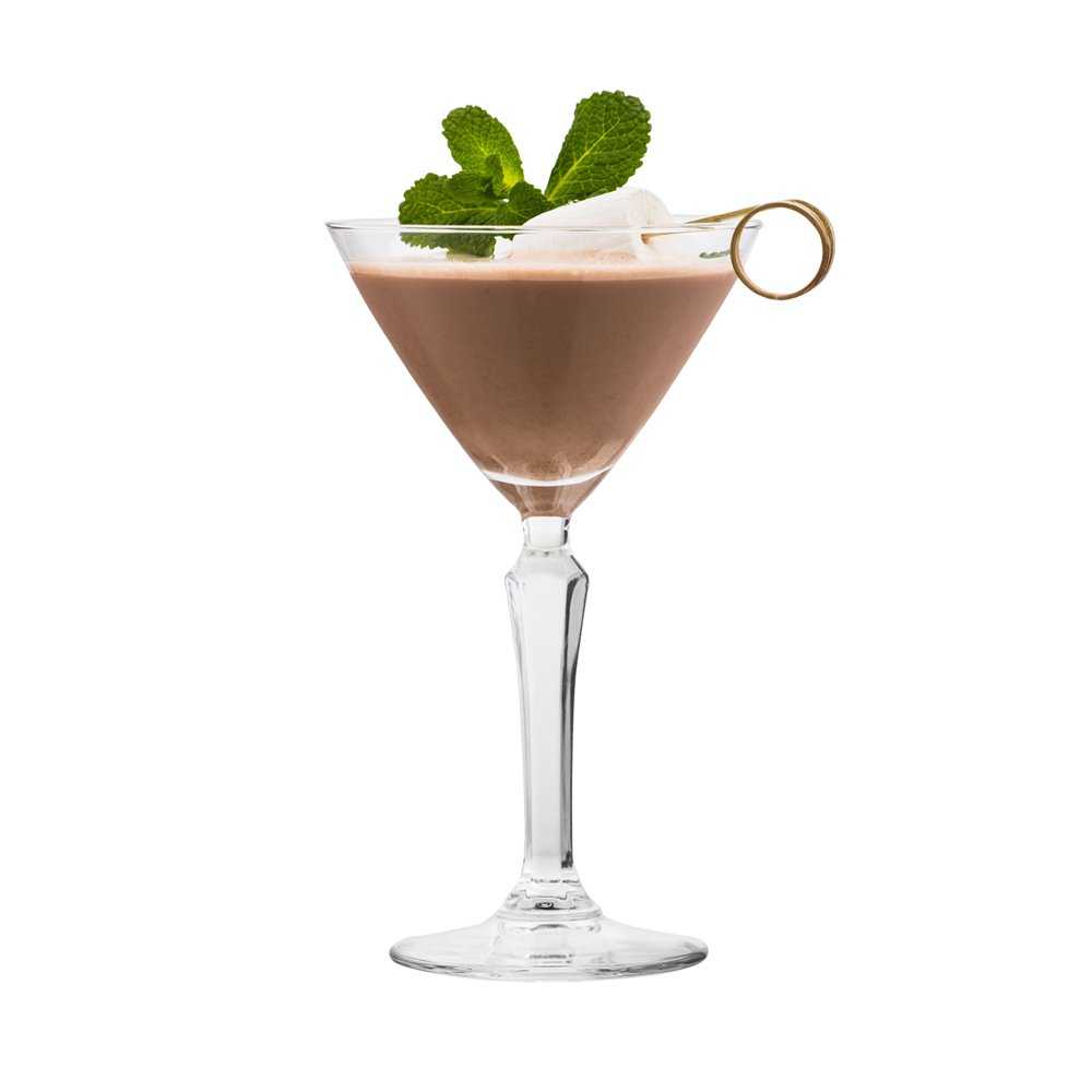 Holla Spirits Recipes- Peppermint Patty