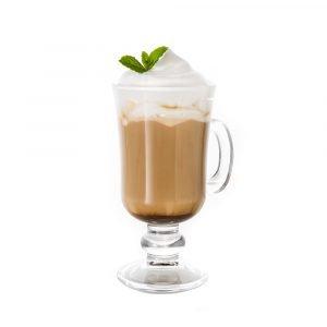 Holla Spirits Recipes- Peppermint Latte