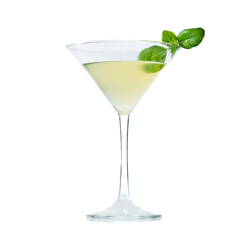 Holla Spirits Recipes- Basil Martini