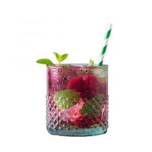 Holla Spirits Recipes- Vodka & Berries Kombucha