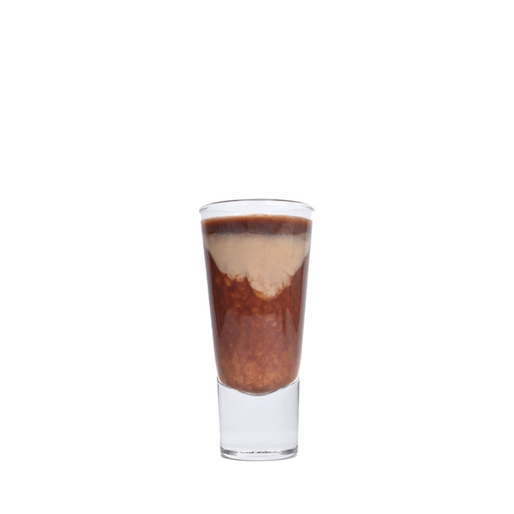 Holla Spirits Recipes- Salted PB & Chocolate Shot
