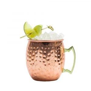 Holla Spirits Recipes- Pickle Mule
