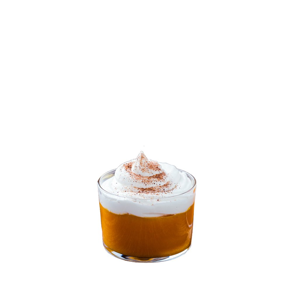 Holla Spirits Recipes- Pumpkin Pie Shooter
