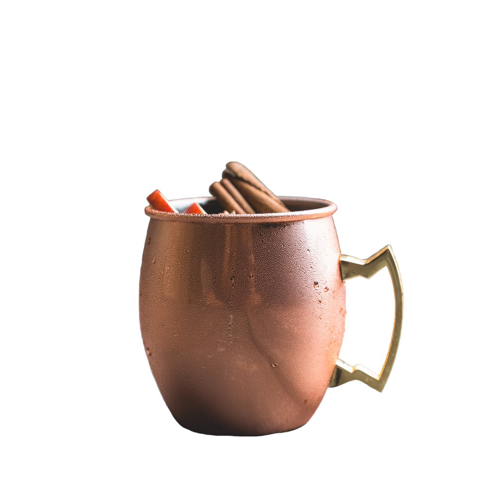 Holla Spirits Recipes- Pumpkin Spice Mule